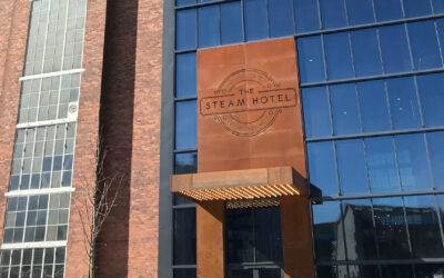 The Steam Hotel, Västerås